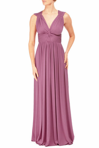 JO DRESS - FOXGLOVE