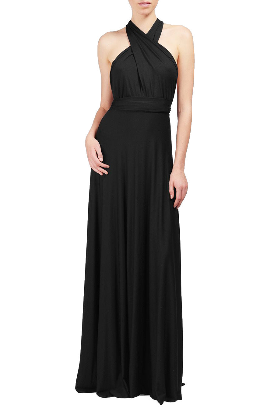Alady Dress - Black