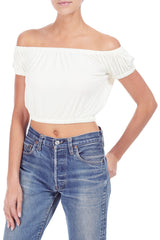 ONDREA TOP - WHITE