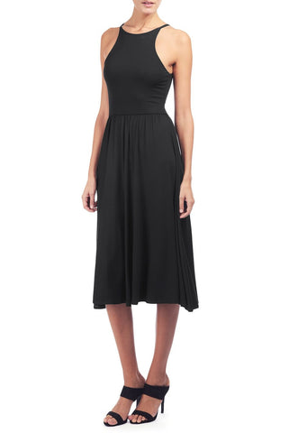 RUBEN DRESS - BLACK