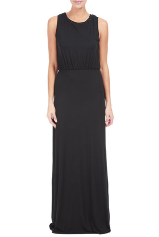 VARVARA DRESS - BLACK