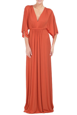 LONG CAFTAN DRESS - CALIENTE