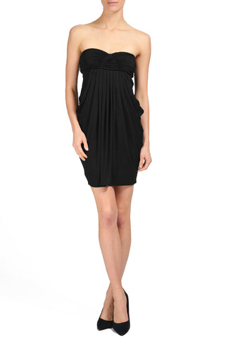 FORTUNA DRESS - BLACK
