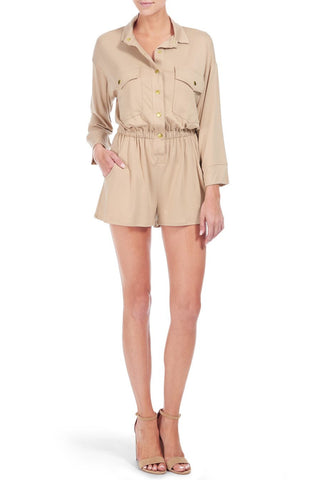 Altman Playsuit - Bamboo