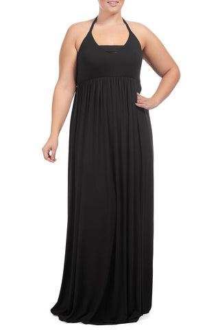 JAINA DRESS WL - BLACK