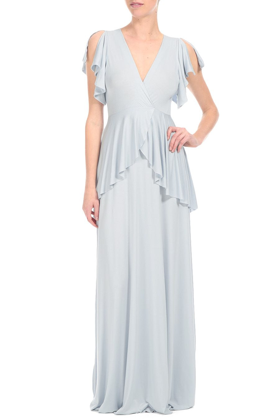 GATSBY DRESS - ICE