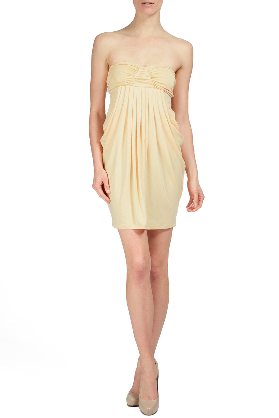 FORTUNA DRESS - QUINCE