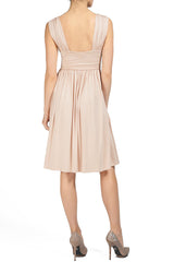 SHORT JO DRESS - BARE