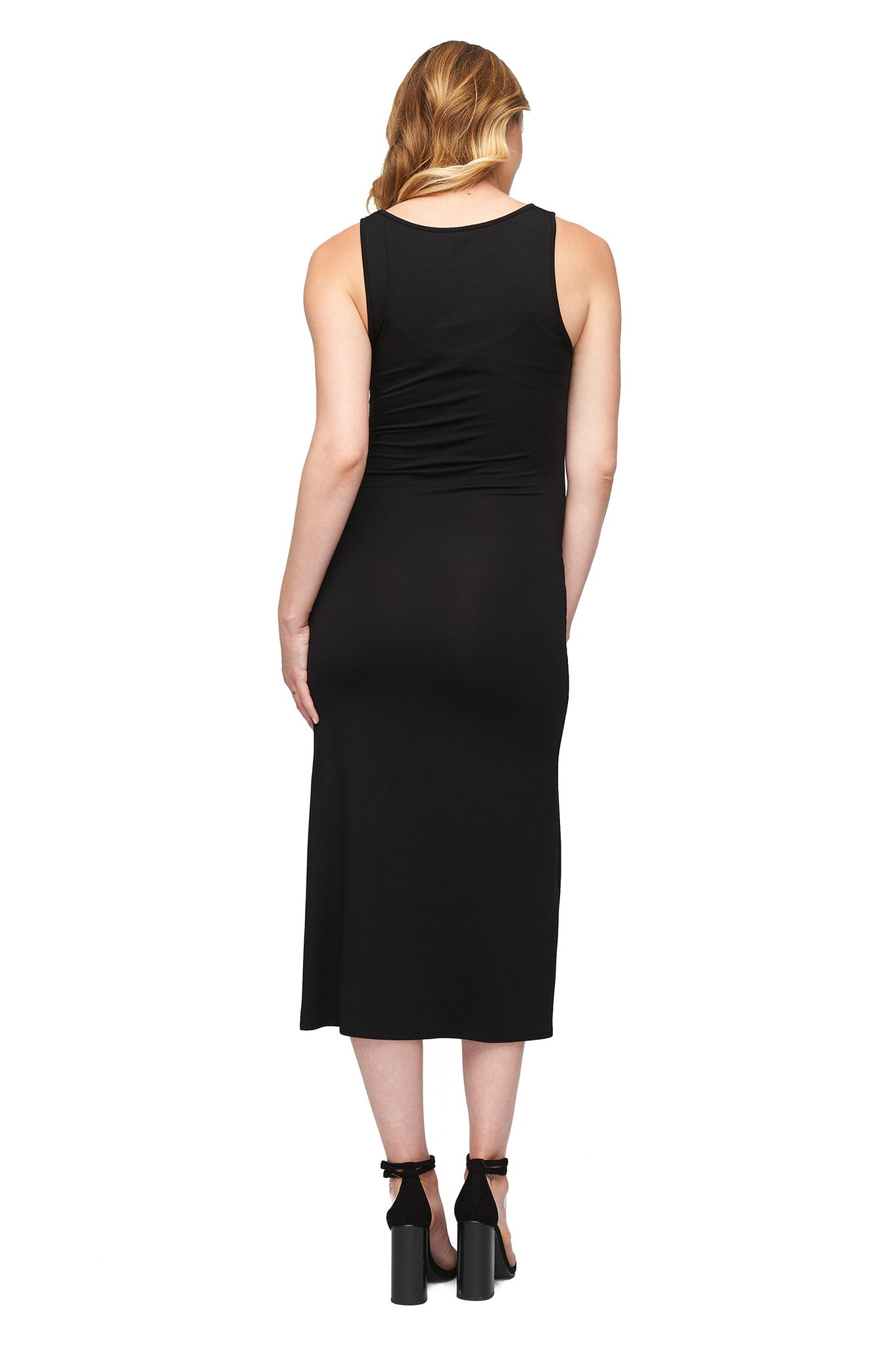 Yahaira Dress - Black