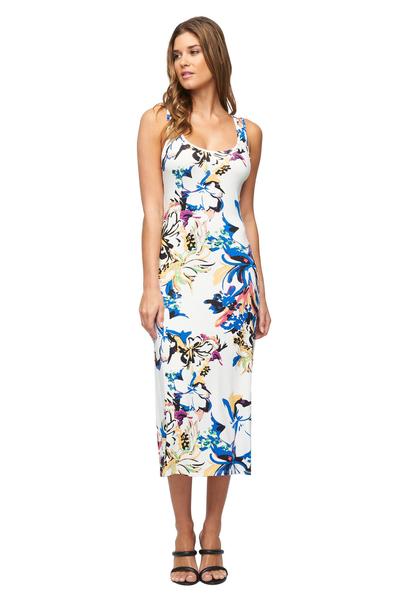 Yahaira Dress Print - Botanical