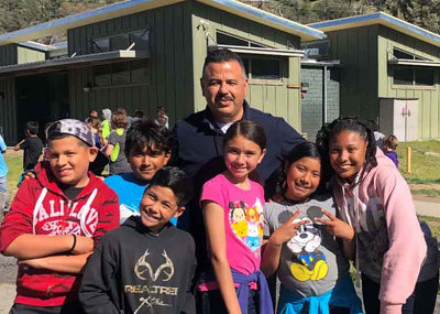 Supporting our Local Community – Cesar Chavez Elementary
