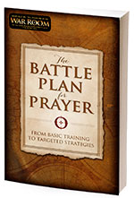 Battle Plan for Prayer Book