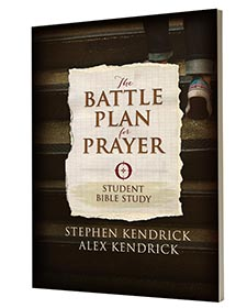 Battle Plan for Prayer Teen Bible Study