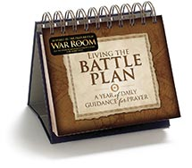 Battle Plan Flip Calendar