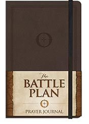 Battle Plan Prayer Journal