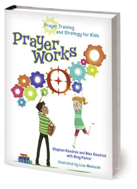 PrayerWorks, Book