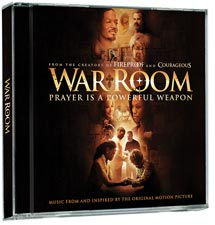 War Room, Soundtrack CD