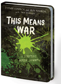 This Means War, Book