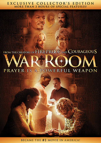 War Room: DVD
