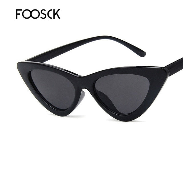 Modern Cateye Sunglasses