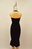 Tuxe Black Ponte Mermaid Dress - Plus Fashion Up to Size 32