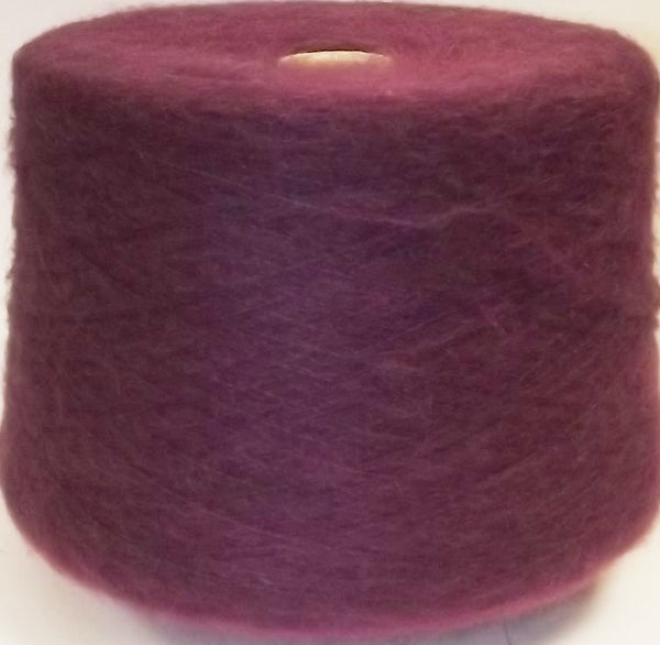 Mohair Core Spinning Yarn - On Cone - 300g