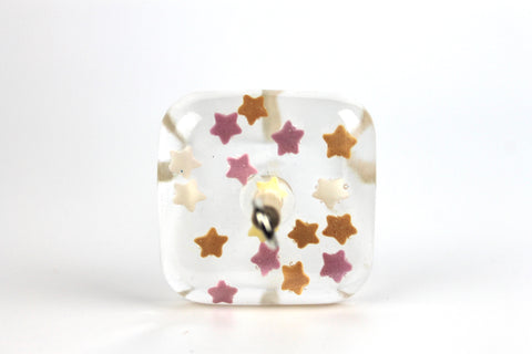 Sugar Stars Square Drop Spindle #353