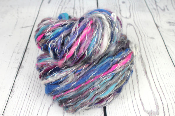 Through The Looking Glass Handspun yarn