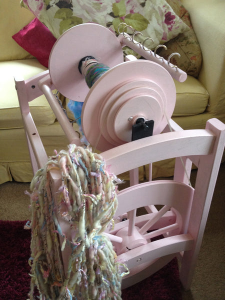 Spinning Workshop - Learn To Spin Your Own Yarn