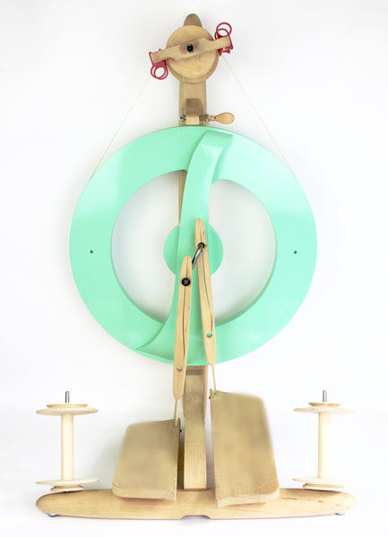 Customised Kromski Fantasia Spinning Wheel