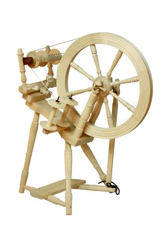 Spinning Wheel Kromski Prelude Ashford Traditional