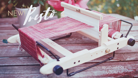 Kromski Presto Loom -  A little loom with lots of potential!