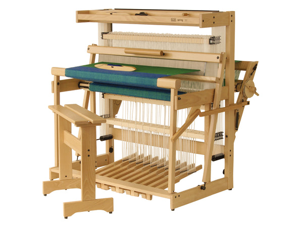 louet spring weaving loom