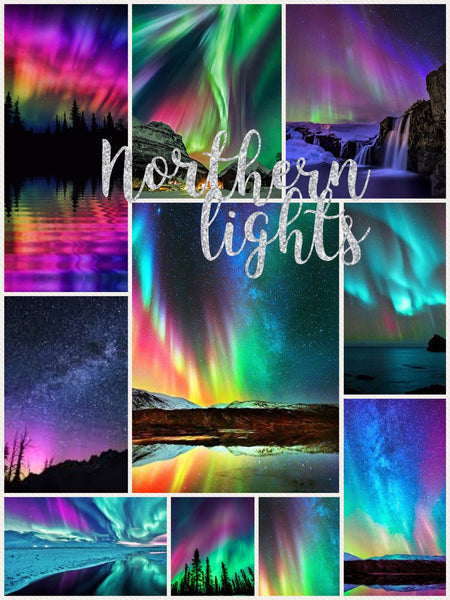 Northern Lights Spinalong box