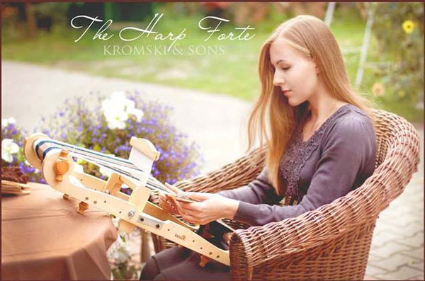 Kromski weaving loom