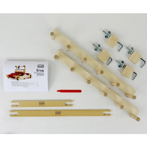 Louet Table Loom Accessory Kit -  Weaving Loom Starter Pack For All Table Or Floor Looms