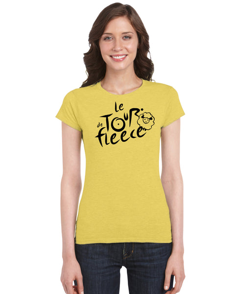 Tour De Fleece T Shirt