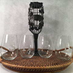 Cork Holder Wine Set