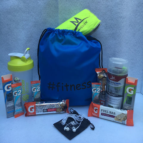 #Fitness Athletic Pack