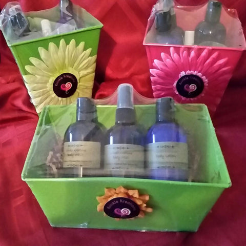Pampering Shower/Bath Kit