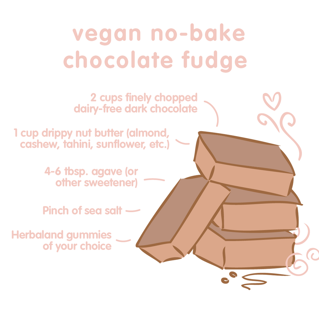 recipe, chocolate fudge, vegan, nutritional meal, no bake
