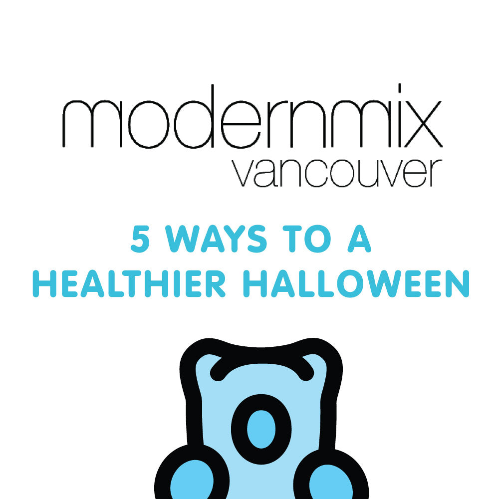 5 Ways To A Healthier Halloween