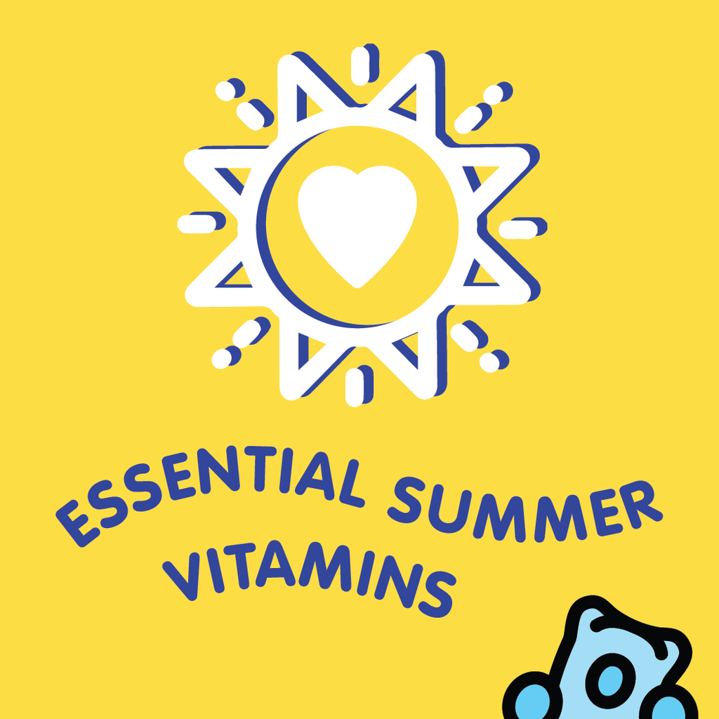 Essential summer vitamins