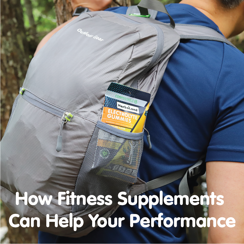 How Fitness Supplements Can Help Your Performance Herbaland