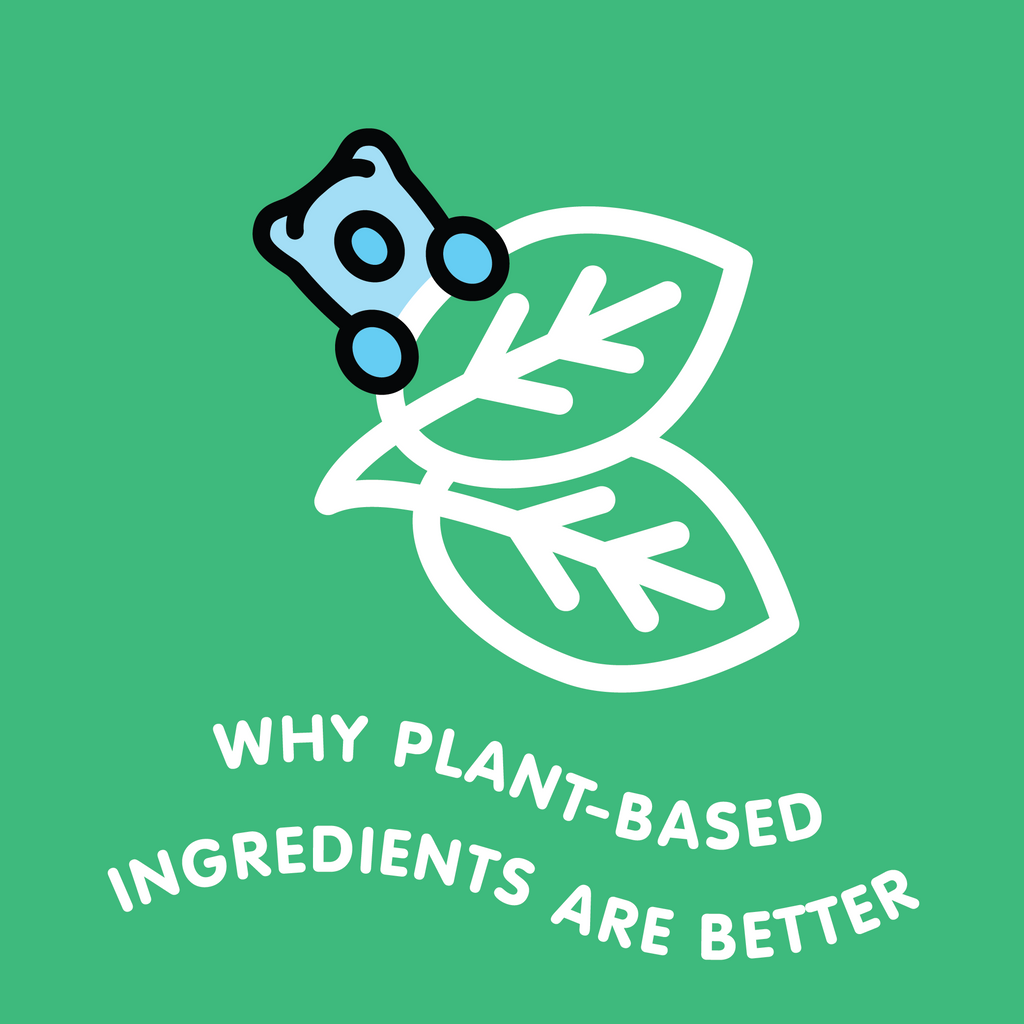 plant-based food ingredients vitamins herbaland