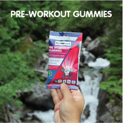 Pre-Workout Gummies Herbaland