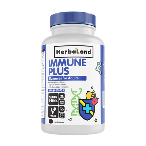 herbaland immune plus adults