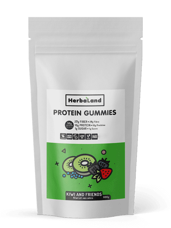 Protein Gummies - Big Bag - Herbaland