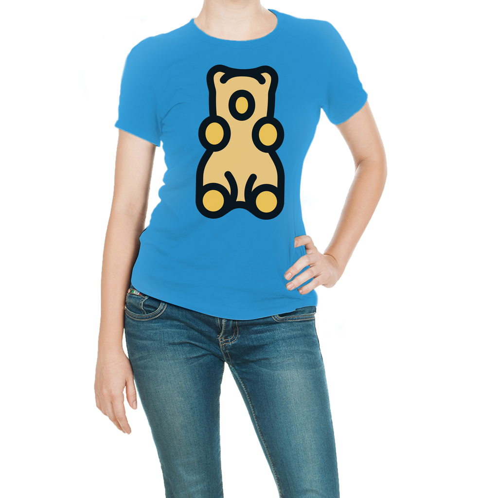 Women's Fitted Tee - Herbaland