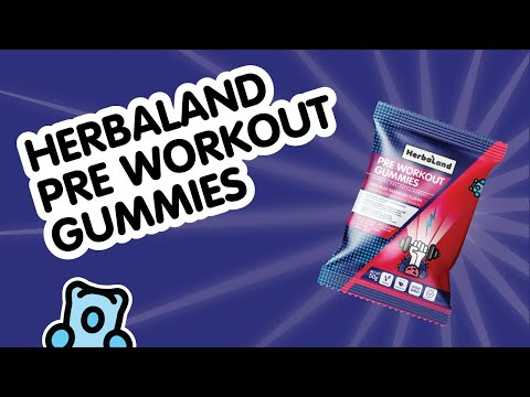 Pre-Workout Fitness Gummies | Case